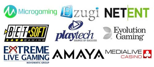 Best Casino Software Developers UK