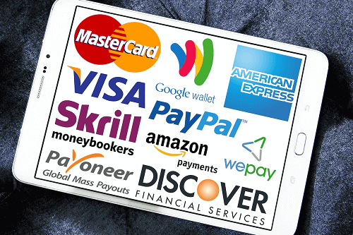 Visa Mastercard Method