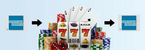 Online AMEX Casino Sites