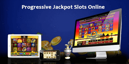 What Is A Progressive Jackpot