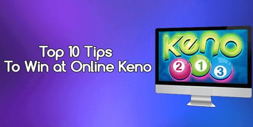 Keno Tipps Tricks