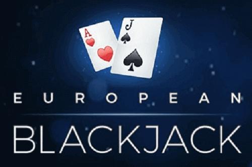 Online European Blackjack