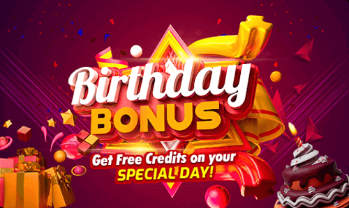 Birthday Casino Bonus