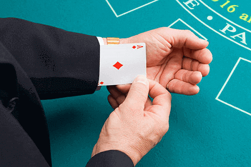 Cheating in Casinos UK