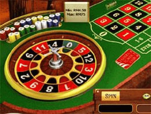 Roulette Mini Games