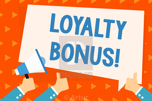 VIP Loyalty Bonuses