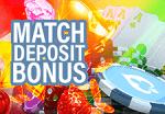 Best Match Deposit Bonus