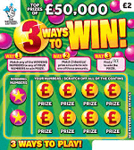 Rules for Playing Scratch Cards