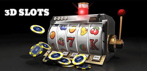 3D Slots Games