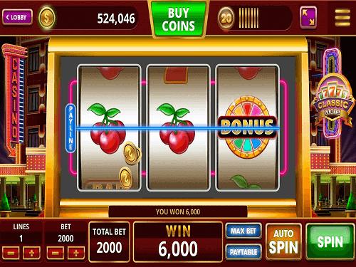 Classic Slots Online