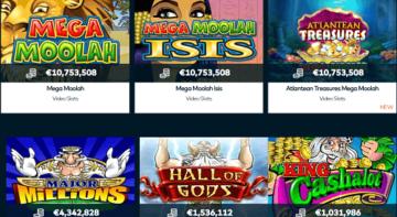 Fun Casino Progressive Jackpot Games