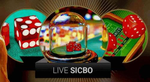 Live Sic Bo Games