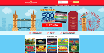 Online Casino London Bonus