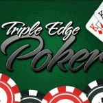 Online Triple Edge Poker