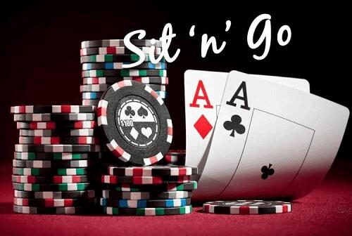 Sit n Go Texas Holdem Strategy