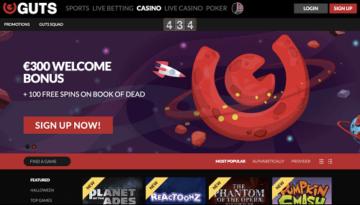 Review Guts Casino