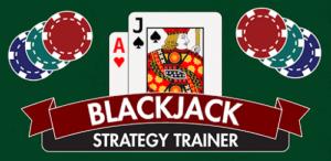 Blackjack Strategy Trainers