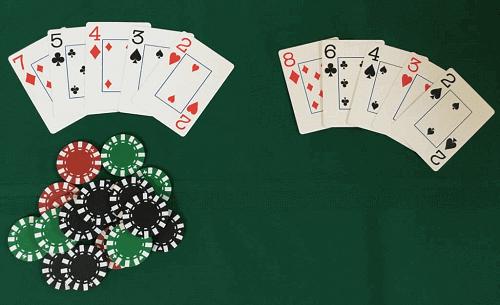 Eight or Better Poker