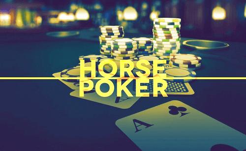 Horse Poker Online