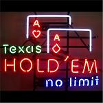 No Limit Texas Holdem