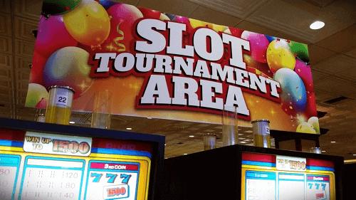 Slot Tournament Strategy
