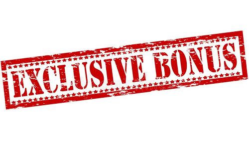 Casino Exclusive Bonus