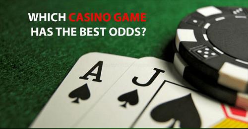 Best Casino Game Odds