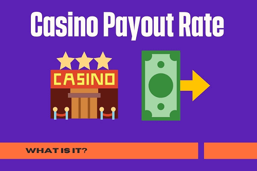 Casino Payout Rate