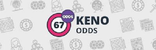 Keno Odds of Winning