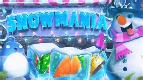RTG Winter Themed Slots