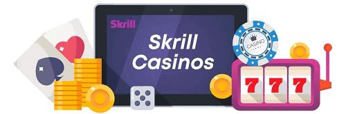 Skrill Casino Sites