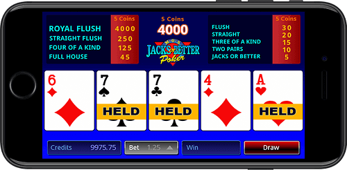 Video Poker Q and As